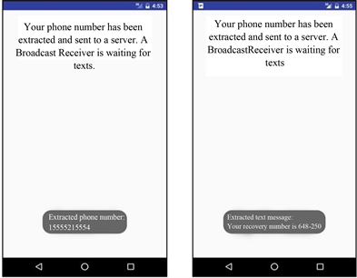 Risks behind Device Information Permissions in Android OS