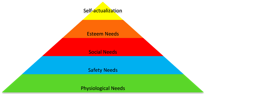 maslow hierarchy of needs case study