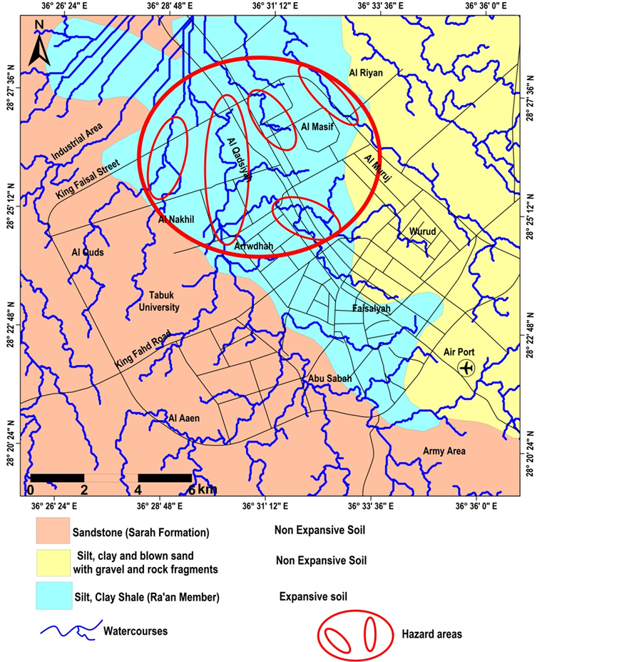 Integrating Geotechnical Investigation with Hydrological Modeling