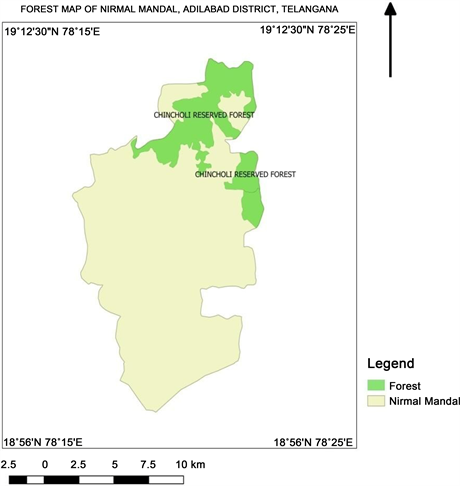 Spatial-Temporal Analysis of LU/LC Classification in Nirmal