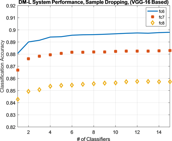 DM-L Based Feature Extraction and Classifier Ensemble for