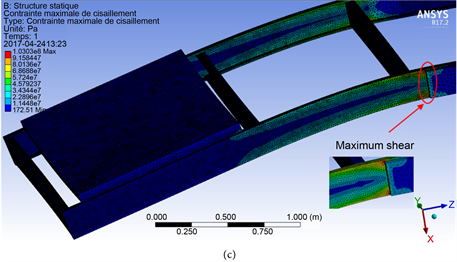 Static and Vibration Analysis of an Aluminium and Steel Bus