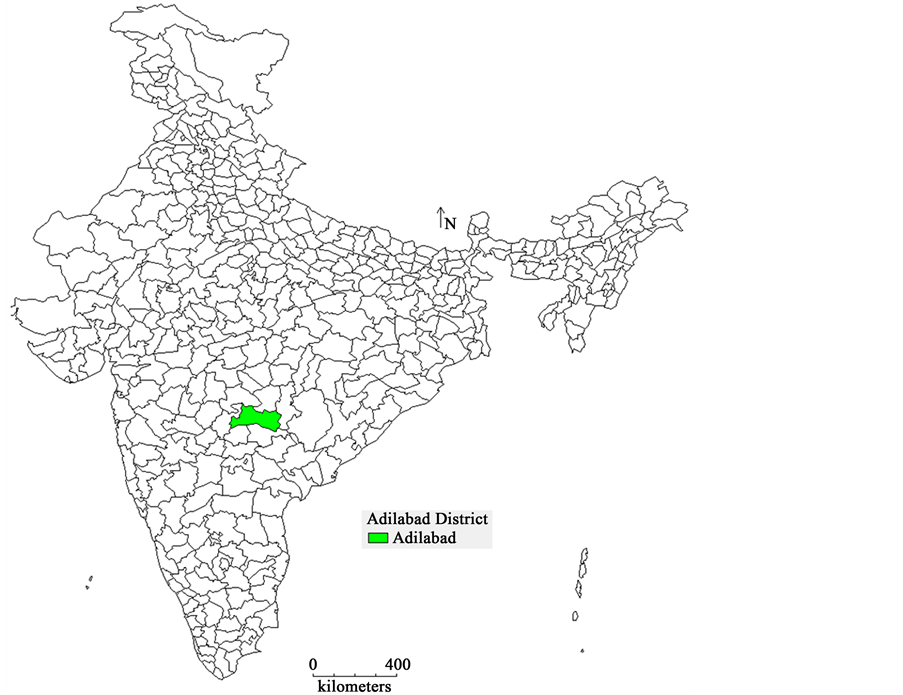 Classification And Characterization Of Landscapes In The Territory Of Adilabad District Telangana Deccan Region India
