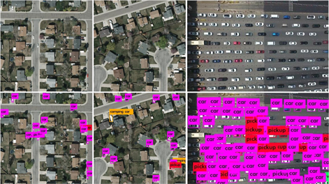 A Vehicle Detection Method for Aerial Image Based on YOLO